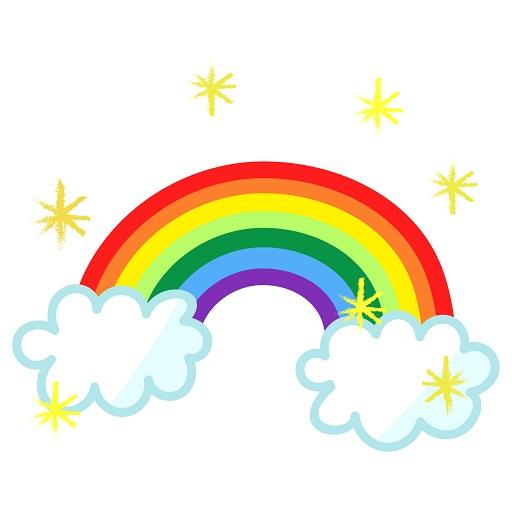 虹の架け橋画像